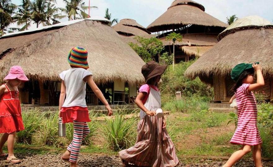 Viaje a Bali en Familia