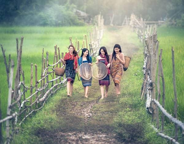 Etnias de Indonesia: Borneo – Yogyakarta Sulawesi – Bali