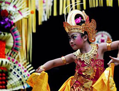 Danzas Tradicionales end Bali / Horarios