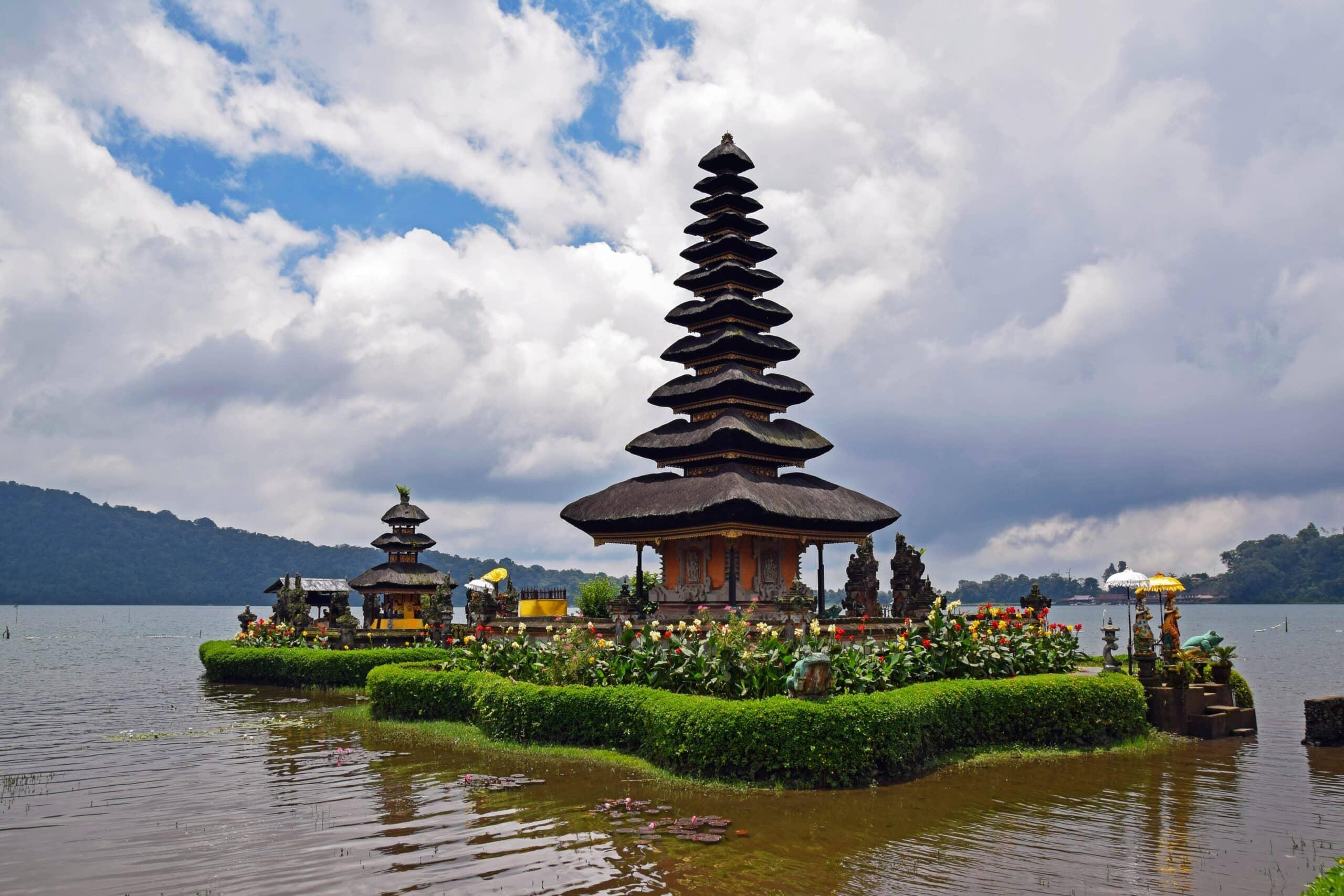 Luna de miel Bali