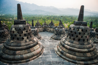 Templo Yogyakarta
