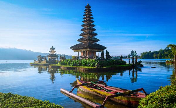 Templo Bratan Bali