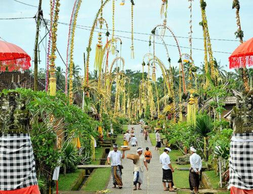 1 de Noviembre, Galungan y Kuningan, 10 días de celebración en la Isla de los Dioses